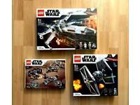 Lego Star Wars Bundle Brand New