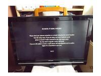 Sharp LCD tv 32