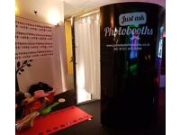 **From £250** Birmingham & Midlands Photo Booth Hire Christmas Party Wedding Birthday Corporate Prom