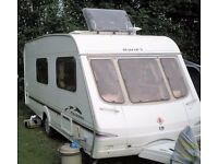 Swift Charisma 560, 4 Berth Caravan.