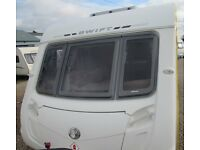 SWIFT CHALLENGER 580 2009 4 BERTH *MOTOR MOVER**AWNING*