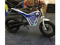 Electric Childrens Motocross bike Kuberg 3mths warranty remainming