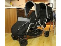 Pushchair (double)