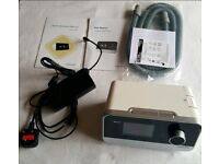Auto CPAP, Resvent iBreeze 20A, New, With 2 Year Warranty. Masks Also Available. Free Delivery.