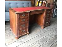 Antique Victorian Writing Desk