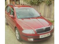 Skoda Octavia Elegance Estate 2.0TDi 140bhp 6 Speed manual
