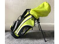 """Golphin Junior 5-6 years 43.5""""-48"""" Inch Lime Green Right Hand GFK Golf Set"""