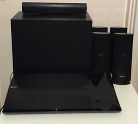 Sony 1000W 3D Wi-Fi Blu-ray BDVN590 5.1 Home Cinema System