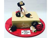 Full Time Cake Decorator