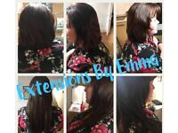 Hair Extensions - installation/maintenance/removal
