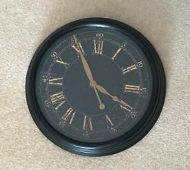 Ikea Klysa large clock