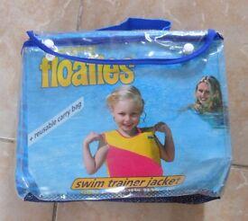 Floaties Child swim vest 2-3 years