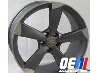 AUDI RS STYLE WHEELS 19INCH RS3 RS4 RS5