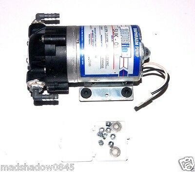 Sirona Cerec 3 Milling Shurflo Suk-0113 Diaphragm Pump 0.95 Gpm 3.6 Lmp 24 Vac