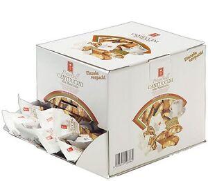 (1000g=16,31€) Prato Belli Cantuccini Mandel Gebäck - 60 Stück einzeln verpackt