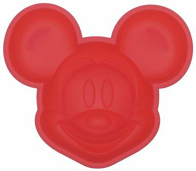 Disney Mickey Mouse SILICONE Cake MOLD Jelly Pudding BIG MOULD set Kitchen kit - Mickey Mouse Cake Kit