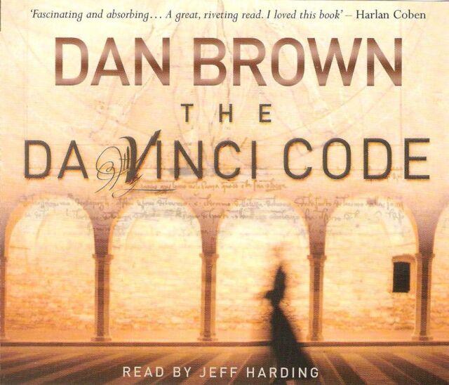 Dan Brown - The Da Vinci Code (5 CD A/Book 2004)