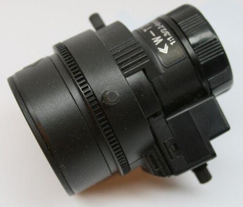 "CCTV FUJINON YV2.7x2.2SA-2 1/3"" CS-Mount 2.2-6mm 1:1.3 Security Camera Lens"