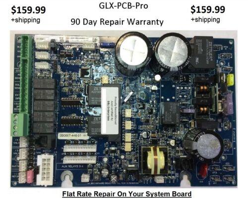 Repair Your Hayward / Goldline / Aqua-Logic GLX-PCB-Pro System Board