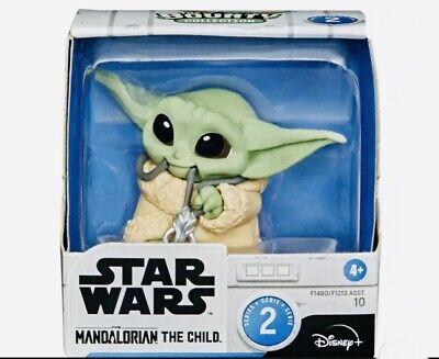 Star Wars Mandalorian The Child Bounty Collection Mando Necklace Figure #10