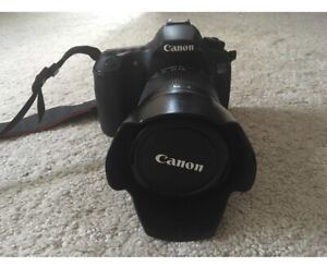 Canon 60D with 18-135 lens excellent condition