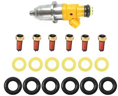 Yamaha Outboard HPDI Fuel Injector Repair Service Kit Orings Spacers Filters