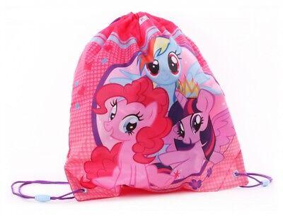 My Little Pony Taschen (My Little Pony Friends Sporttasche Turnbeutel Gymnatikbeutel Twilight Sparkle)