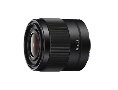 Sony 28mm F/2.0 Full-frame Wide-Angle Lens for Sony E-Mount Cameras - (Sony E Mount Wide Angle Full Frame)