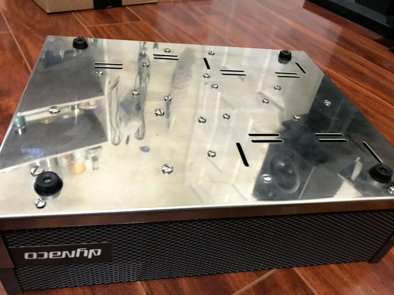 VINTAGE DYNACO STEREO 120  POWER AMPLIFIER