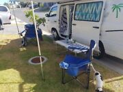 Camper van Backpacker express rental hire from $55 Bongaree Caboolture Area Preview