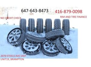 WINTER TIRE RIM SALE MOBILE TIRE SERVICE AVAILABLE
