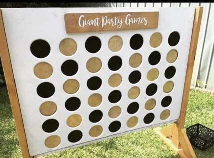 Giant Games, Photo Booth & More