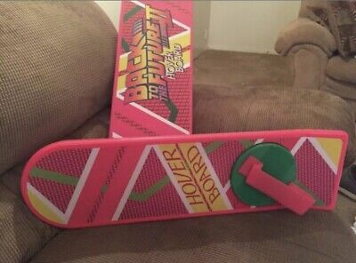 Back To Future Hoverboard (New Back To The Future Hoverboard 1:1 Prop Officially Licensed BTTF Marty)
