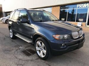 CHEAPEST Excellent Condition 2005 BMW X5 4.4i