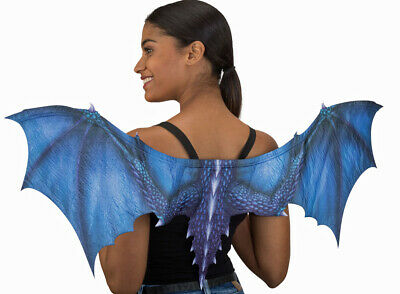 Halloween Dragon Wings (Dragon Wings Kids Adult Dinosaur Halloween Costume Party Cosplay)