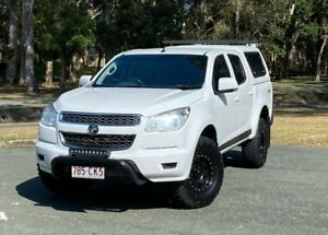 2016 Holden Colorado RG MY16 LS Crew Cab 6 Speed Sports Automatic Cab Chassis Southport Gold Coast City Preview