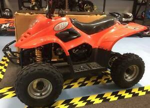 XTM 3 YEAR WARRANTY!!!!!! Includes 70cc Quad Bike Remote Shut off Canning Vale Canning Area Preview
