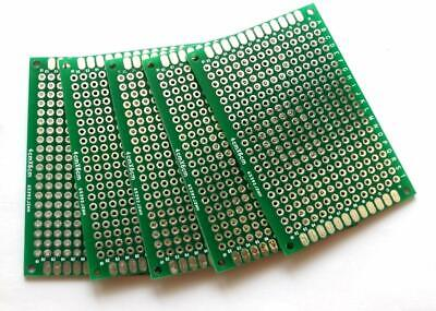 Penta Angel 10pcs Double-side Prototype Pcb Universal Printed Circuit Board Univ