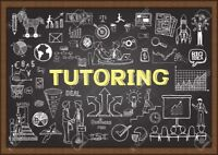 Elementary and Secondary Tutoring  $30/ hr !