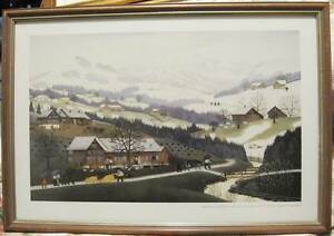 Framed Print Filthy Weather by Albert Manser, Germany 1991 Hallett Cove Marion Area Preview