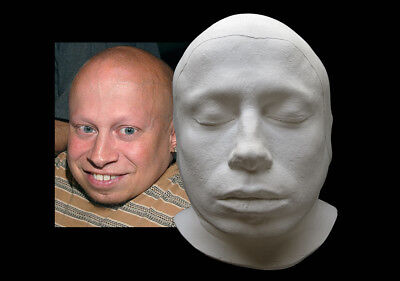 Verne Troyer Life Mask Mini-Me Austin Powers, Harry Potter, Griphook  - Austin Powers Mask