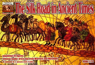 Linear B Models 1 72 The Silk Road In Ancient Times Figure Set