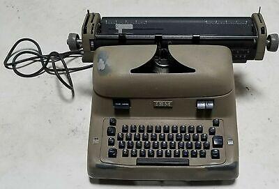 Ibm Model B Std. Electric Typewriter 15 Carriage