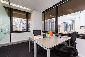 6 Person Office incl. Internal Office - $79.00 per day - CBD Brisbane City Brisbane North West Preview