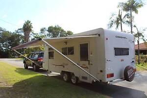 2009 Coromal Lifestyle 610 Family Van Willetton Canning Area Preview