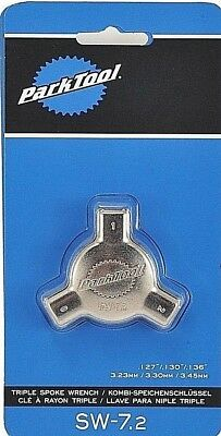 "Vintage NOS /""T Type/"" Bicycle Spoke Wrench Nipple Grip Tool"