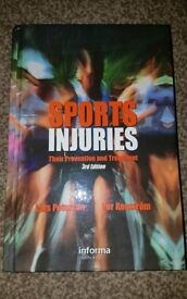 Sports Injuries- Their Prevention and Treatment