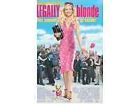 Legally blonde belfast