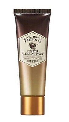 Skinfood Royal Honey Propolis Inrich Sleeping Pack 80ml Elastic Moisture care