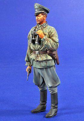 Verlinden 1//4 Field Marshal Bernard Montgomery Monty Bust WWII w//Marble Base 791